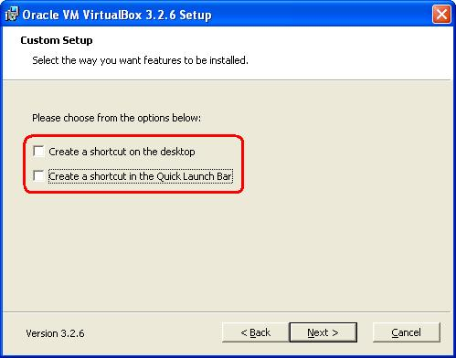 Instalación de VirtualBox en Windows